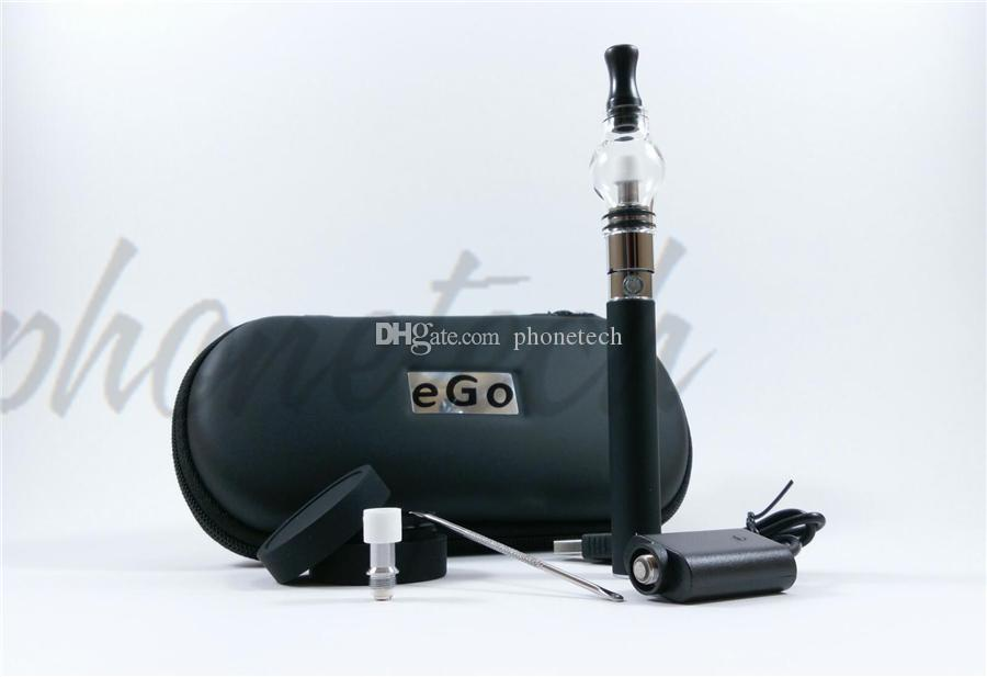 Electronic Cigarette Globe Wax Pen Vaporizer Wax Oil Dab