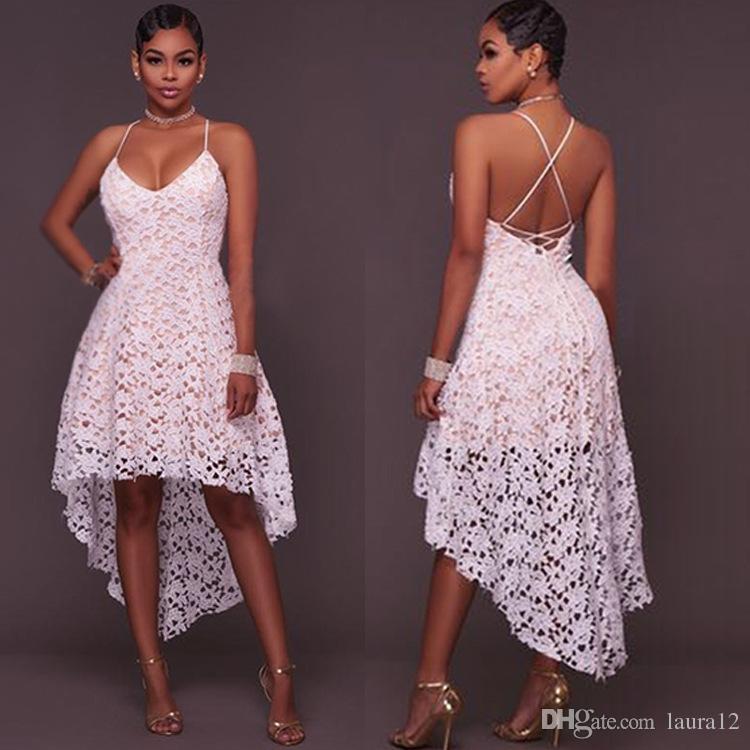 Low-Back Dresses Party