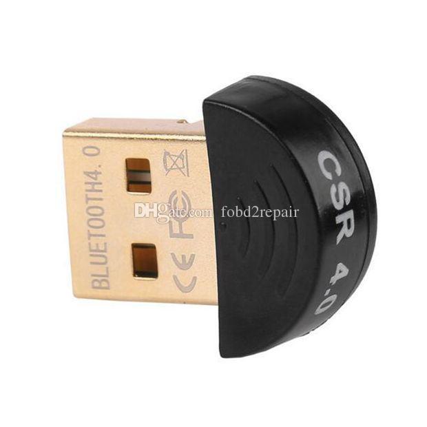 Mini USB Bluetooth V 4.0 Dual Mode Sem Fio Adaptador Dongle Bluetooth CSR 4.0 USB 2.0/3.0 Para