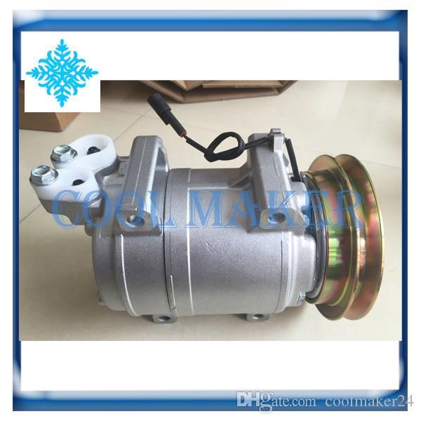 DKS15D Wechselstromkompressor für Isuzu NPR NQR NRR W Diesel 506211-8811 506211-9720 506012-1710 506012-2320 8973863490