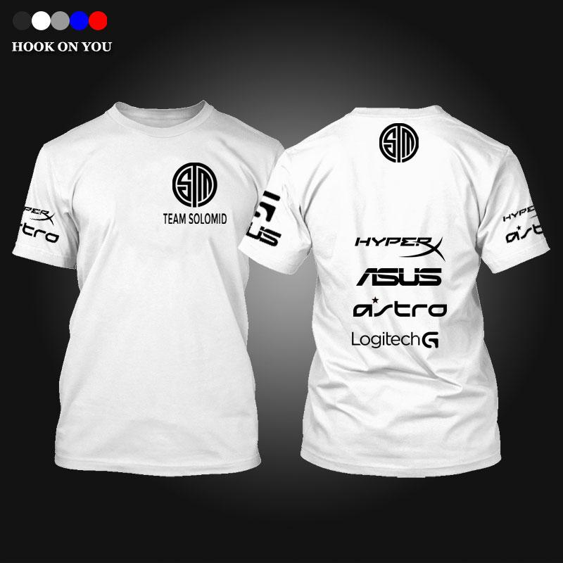 Wholesale exclusive design e game game team t shirt tsm for T shirt design game