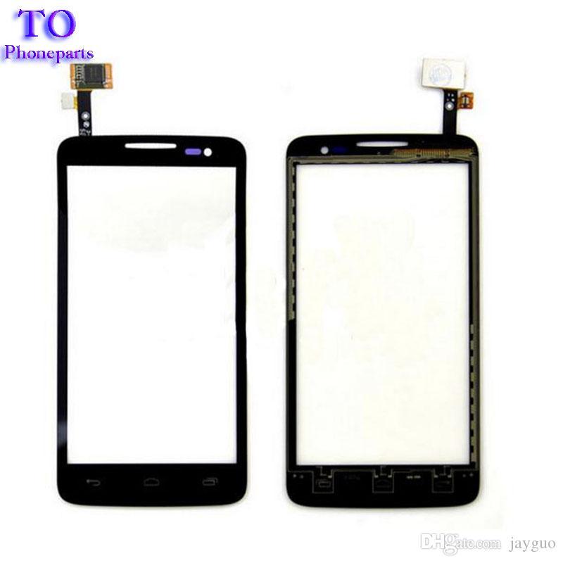 cbc602eabd3 Display Para Celulares Para Alcatel One Touch X'Pop 5035 OT 5035 OT5035  5035X 5035E 5030 Pantalla Táctil Pantalla Táctil Cristal Digitalizador Panel  Táctil ...