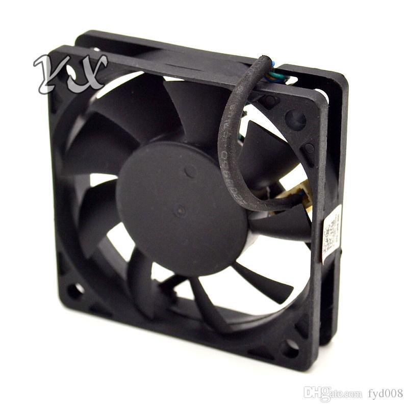 Süper sessiz Soğutma fanı KF0615H1HK-R DC 12 V 2.3 W 4-wire 4-Pin 50mm 60X60X15mm
