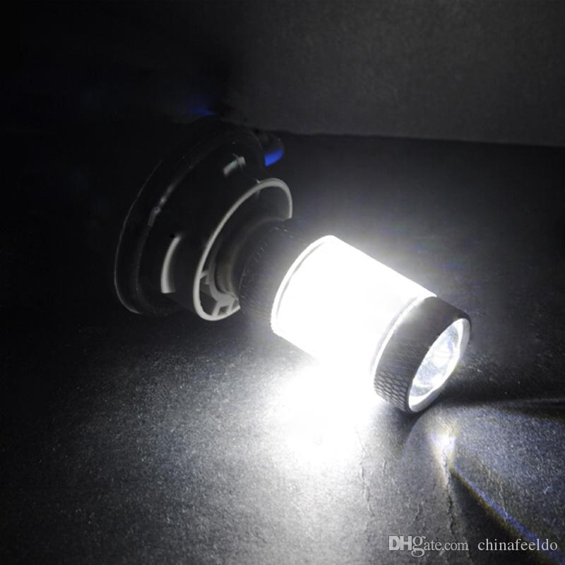 LEEWA White 1156 650LM 4.8W 2835SMD 42LED Car LED Light Source DRL Fog Headlight #5291
