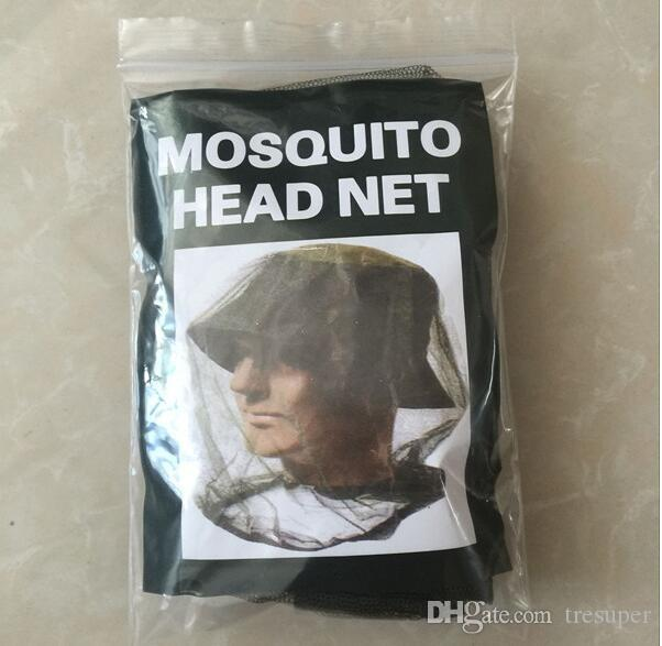 Midge Mosquito Hat Insect Bug Maille Tête Net Visage Protecteur Voyage Camping