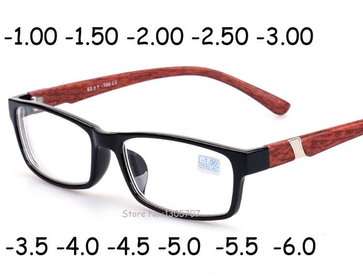 b0e12067069 B Look Like Wood Glasses Frame For Women Men Optical Prescription Myopia  Glasses Eye Wear Oculos De Grau Gafas Eyeglasses From Newcollection