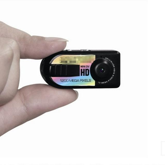Wholesale-FREE SHIPPING New arrival Smallest Full HD Mini DV DVR Camera Camcorder Q5 miniature camera infrared night vision camera shoot