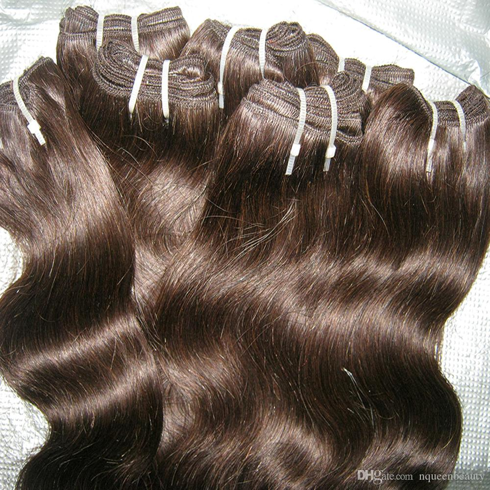Hola Weave Beauty Salon DHgate Malaysian Weave Shop 100% Human Hair mix Ship fast