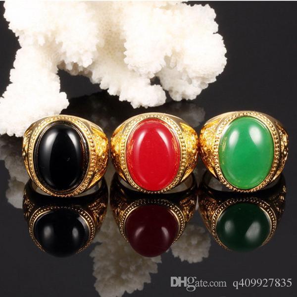 Dia da moda Jóias 2017 novo design das mulheres dos homens mindinho anel de dedo projeto antigo tamanho ajustável anel de dedo de ouro adequado para o tamanho diferente
