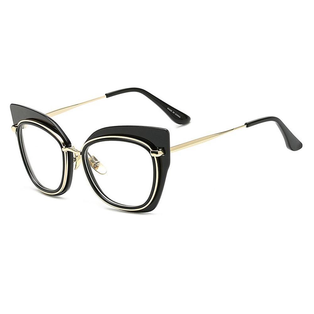 Royal Girl Fashion Women Cat\'S Eye Glasses Brand Designer Frames ...