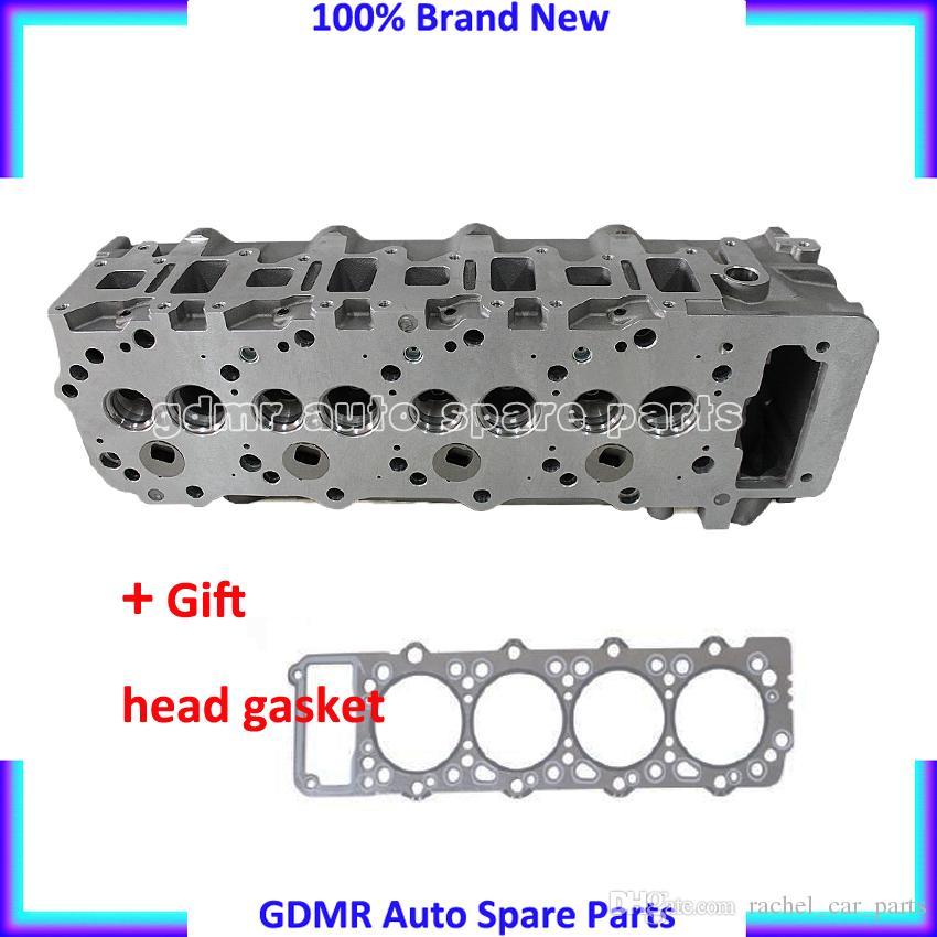 Engine 4M40T 4M40-T cylinder head for Mitsubishi Pajero GLX Pajero GLS  Montero GLX Montero GLS Canter 2835cc 2 8TD 1994-