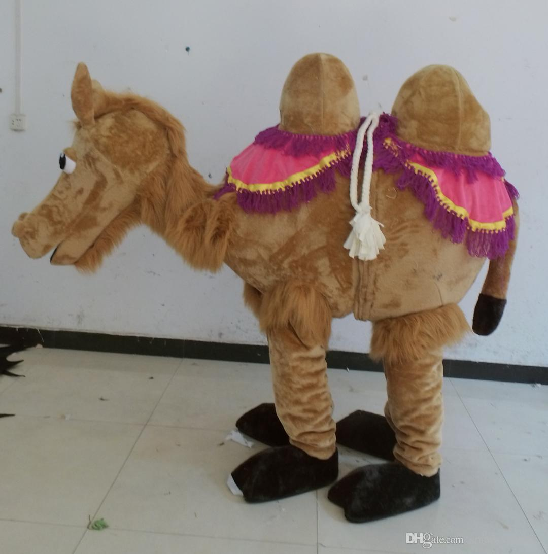 Two Persons Wear Camal Costume Suit Camel Mascot Costumes for 2 Person Wear Adults for Sale Camel Mascot Costume 2 Person Costume Camel Costume Online with ... & Two Persons Wear Camal Costume Suit Camel Mascot Costumes for 2 ...