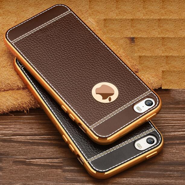soft tpu phone cases for apple iphone 5 5s se 6 s 6s 7 plus framesoft tpu phone cases for apple iphone 5 5s se 6 s 6s 7 plus frame case luxury litchi pattern pu leather style back cover for samsung s6 s7 unique cell phone
