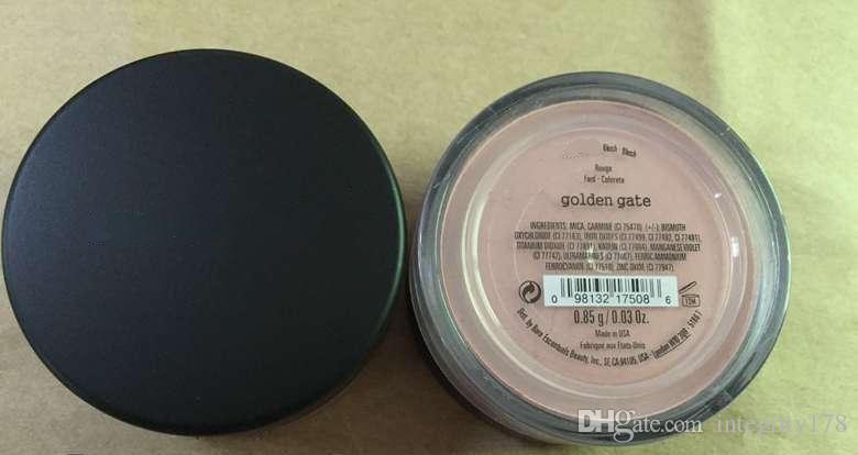 Minerali blush / bronzer fauxtan / garofano vintage / ignite / promessa / rosa radianza / pesca vintage / risate / golden gate / calore / allegro 0,85 g.