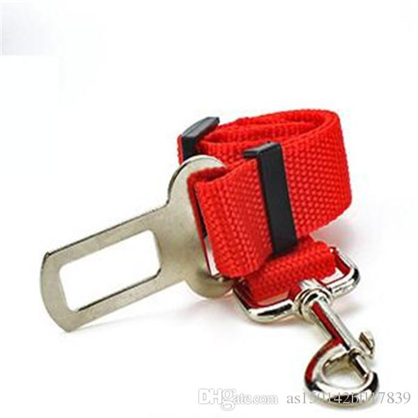 2018 promotion special offer leisure 2.5cm pet car safety belt, dog telescopic traction dog, vehicle rope supplies,