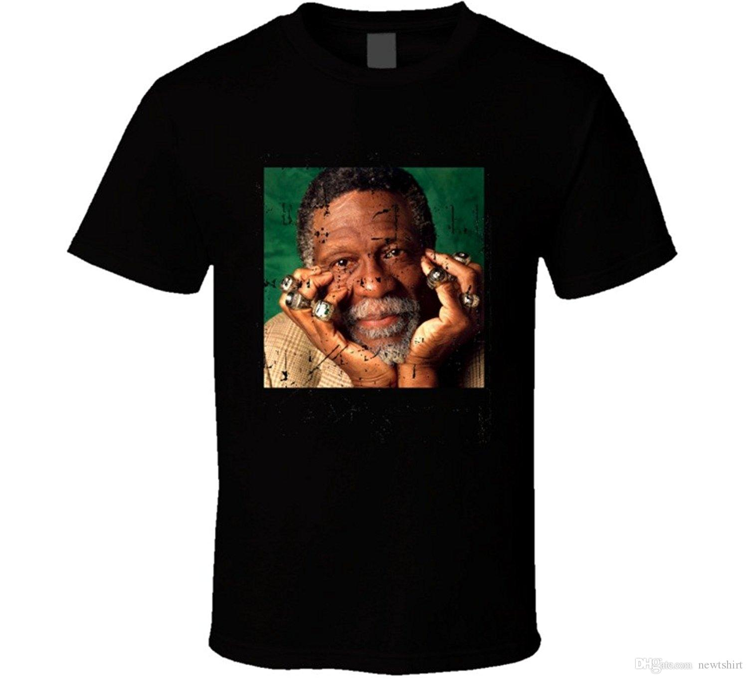 Bill Russell The Lord Of Rings Newest 2017 MenS Fashion Short Printed T Shirts Funny Tee O Neck Popular Tops Cheap Sold Cool