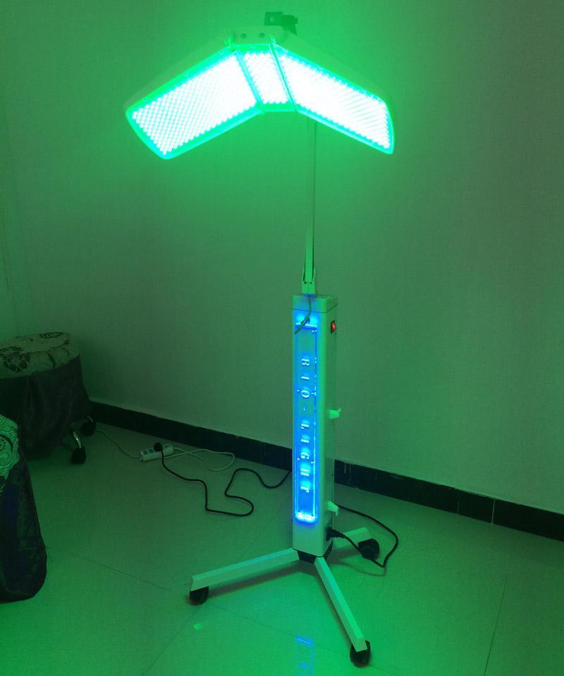 Terapia de luz BIO profesional Fotón LED Rejuvenecimiento de la piel tratamiento del acné PDT máquina de cuidado facial equipo de salón de belleza