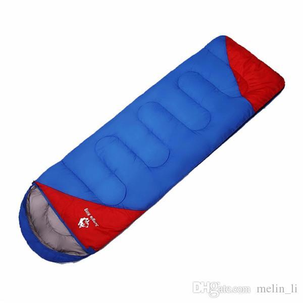 Envelope Camping Sleeping Bag Winter Outdoor Cold Weather Adult Sleeping bags