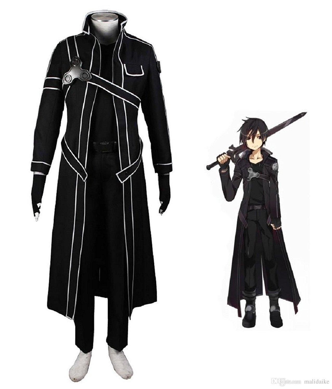 Malidaike Anime Sword Art Online Kazuto Kirigaya Kirito ...
