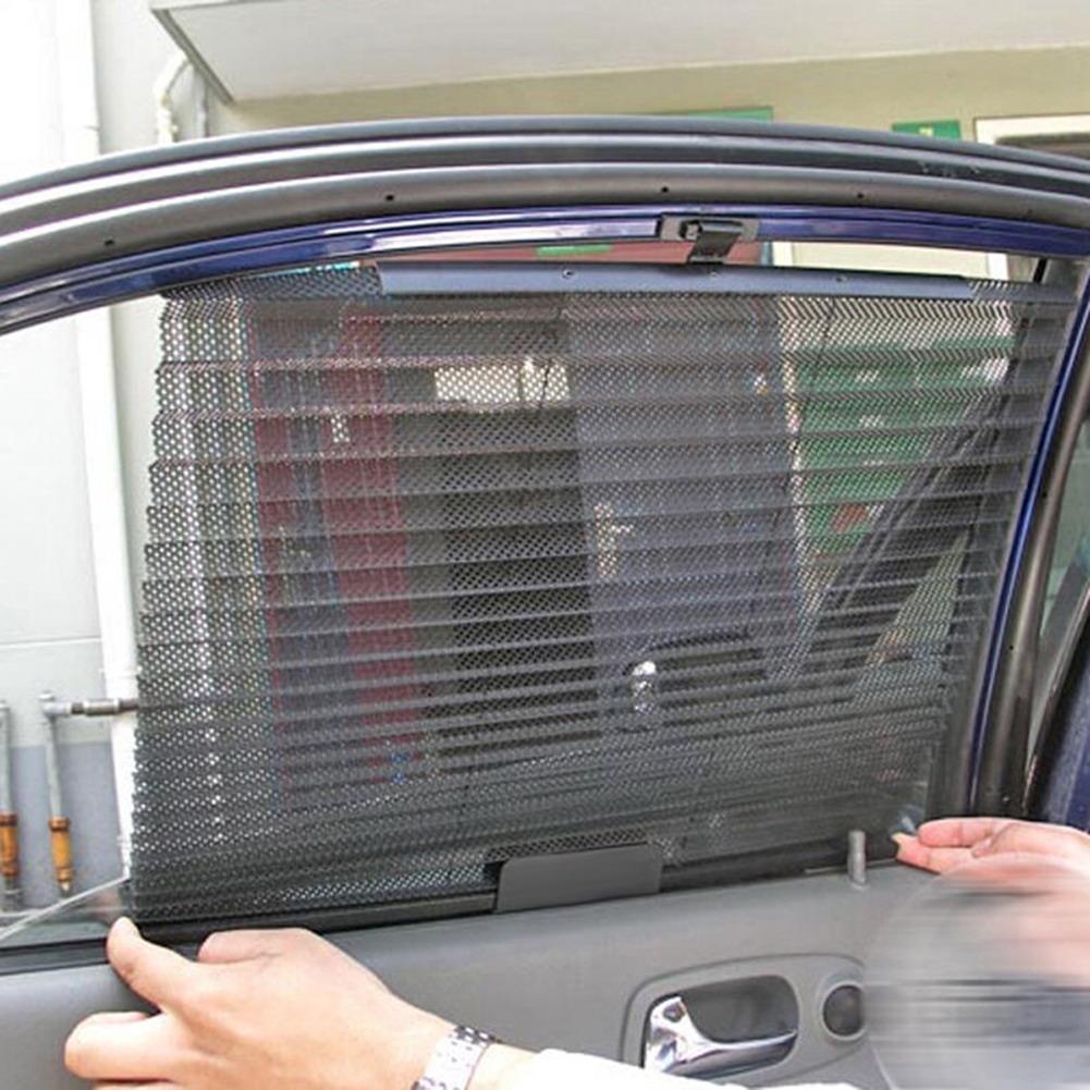 Acheter Gros Nouvelle Fenêtre De Voiture Pare Soleil Rideau Noir