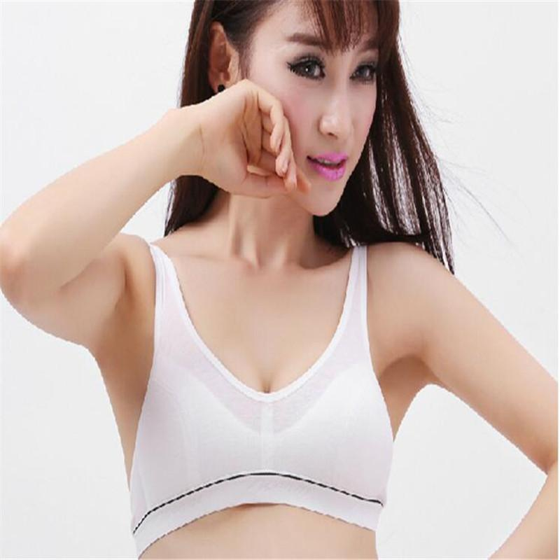 8e002ec6477 2019 COCKCON Fashion Women 100% Cotton Bust Push Up Bra Underwear Bra 70 75  80 85 Size 32 34 36 38 From Marrisha