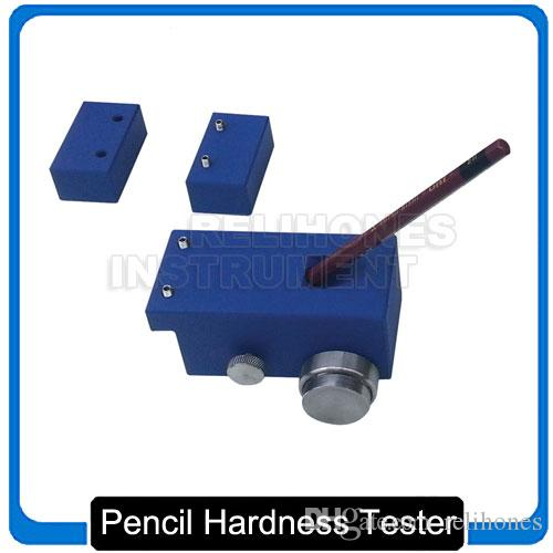 Adjustable Pencil Hardness Tester testing kit for film ASTM D 3363, ISO  15184 Pressure of pencil lead: 500g 750g 1000g 3 in 1