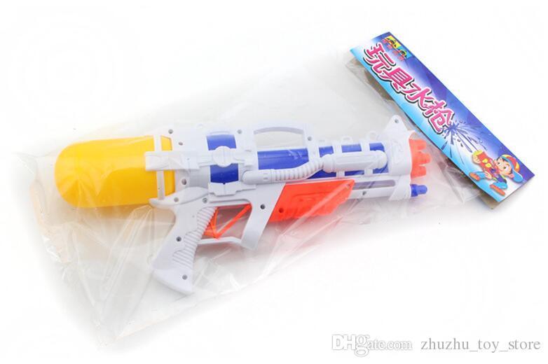 New Arrival Big 38CM High Pressure Large Capacity Water Gun Pistols Toy Water Guns Large Children Guns Kids Outdoor Games