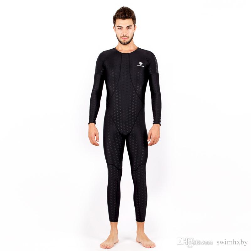 2018 Hxby Men One Piece Suits Man Swimsuit Swimwear Arena ...
