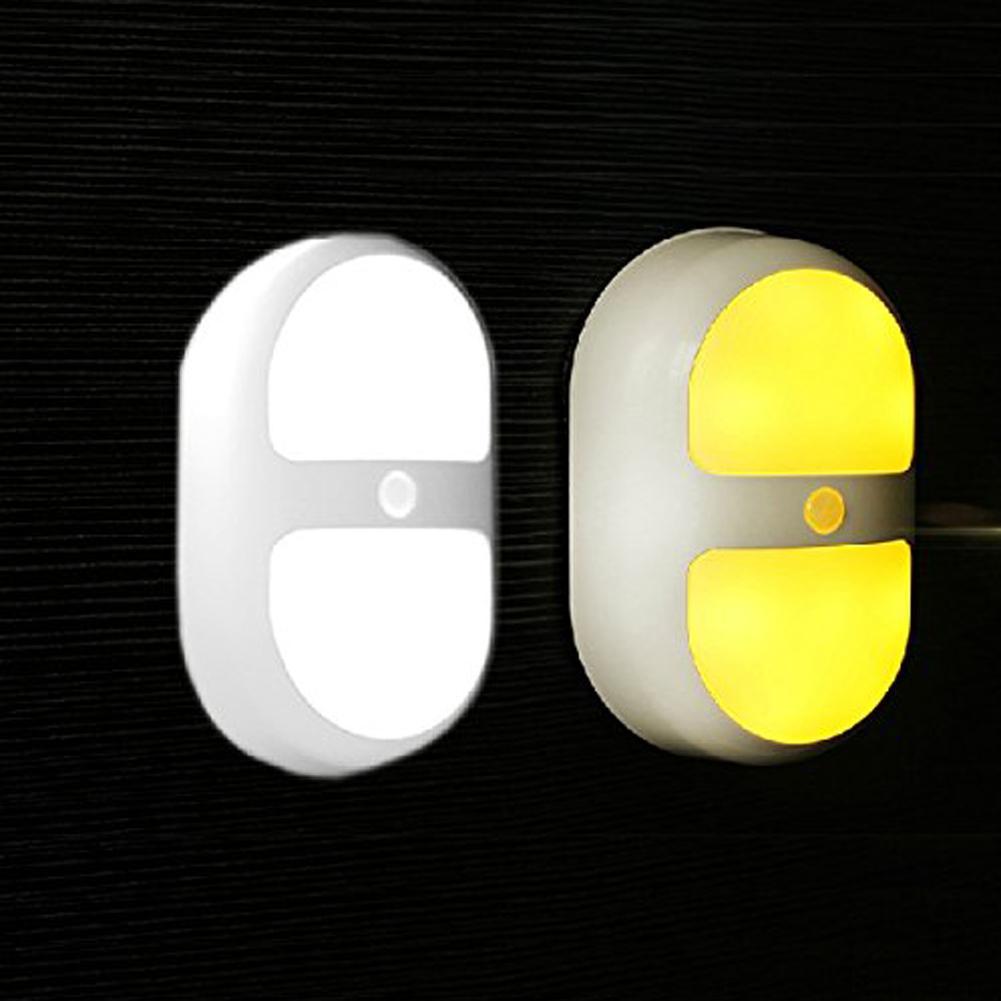 2019 Human Body Pir Motion Sensor Light 10 Leds 3 Mode