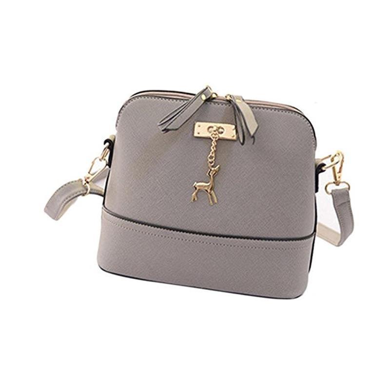2e54f4622e Cross Body Women Fashion Bags New Messenger Bags Female Vintage Small Shell  Leather Handbag Ladies Casual Bag Wholesale Cross Body Bags Handbags  Wholesale ...
