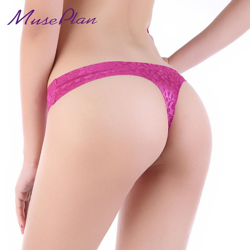 S-2XL!Hot sale! l women's sexy lace G-String panties seamless cotton breathable panty Hollow briefs Plus Size girl underwear