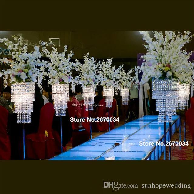 round shape crystal wedding backdrop stand, wedding mandap backdrop for wedding