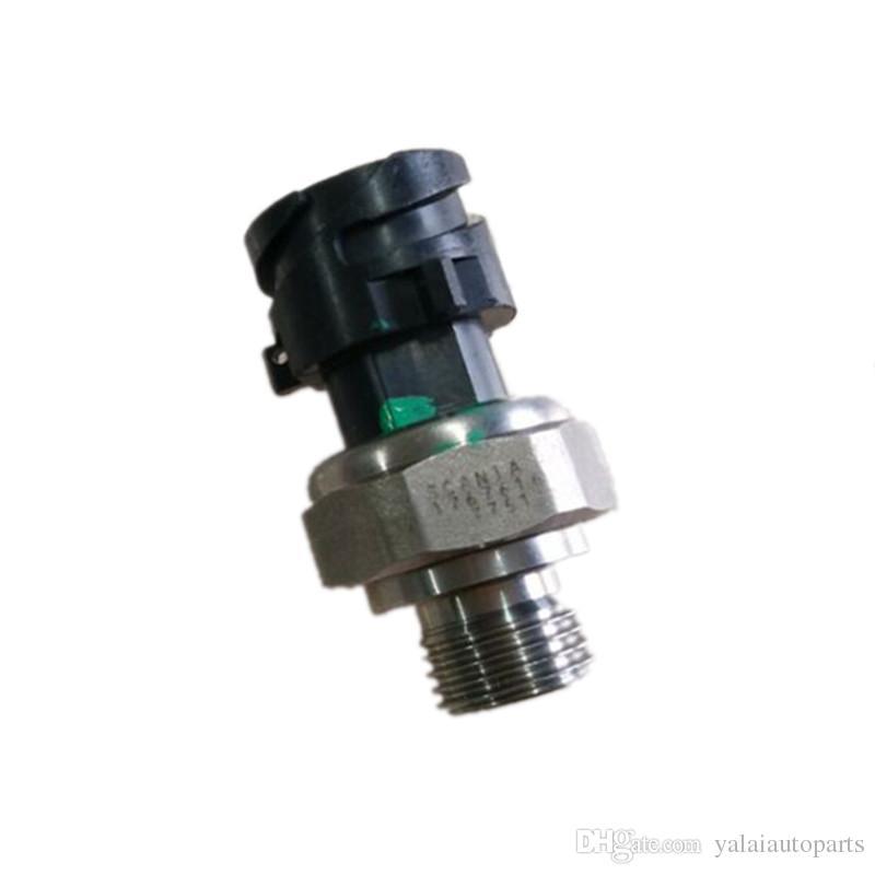 Genuine truck diesel engine fuel sensor 1767616-7761 OE NO.1767616 oil pressure switch sensor Free Shopping