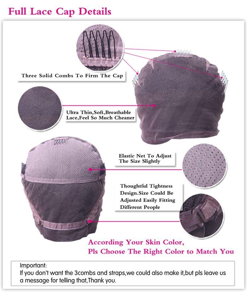 Glueless полный шнурок человеческих волос Ombre парики 130 плотность шелковистая прямая длинная блондинка полный парик шнурка с отбеленными узлами 1B/613