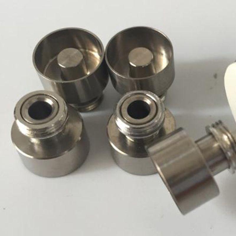Replacement Ceramic Donut Coil titanium Coil Quartz coil For Greenlight H nail wax dry herb vape pen 510 nail vaporizer dab rig
