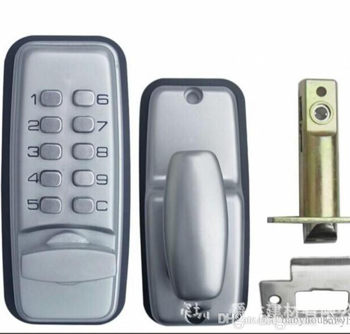 2018 110js For Home Mechanical Password Door Code Lock Waterproof Fire Protection Zinc Alloy Combination Locks High Quality R From Babyhouse90 ...  sc 1 st  DHgate.com & 2018 110js For Home Mechanical Password Door Code Lock Waterproof ...