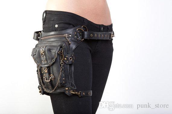 Halloween Gift Steampunk burning man british style women bags Steam Punk Retro Handbags lady shoulder bag working briefcase