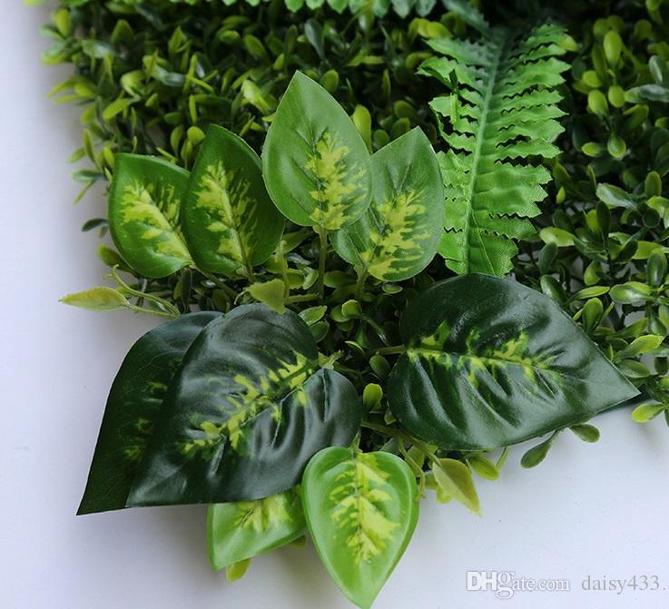 Künstliche Pflanze Geeignet für Outdoor oder Indoor, Garten, Hinterhof und Home Company, Coffee Shop, Restaurant Dekor. Verwenden Sie als Greenery Wall