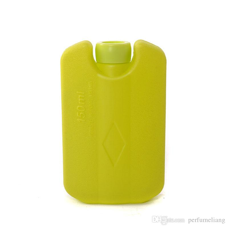 New Mini Ice Packs Efficient Cooler Bag 150 ml Camping Cold Ice Box Reusable Freezer For Lunch Food Storage ZA3951