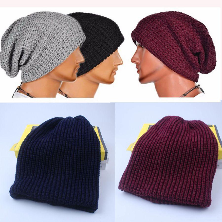 28adb301895 2016 New Kniting Ski Beanie Skull Women Men Hot Hats Spring Autumn Winter  Sport Hip Hop Caps Mens Hats Straw Hat From Wfactory