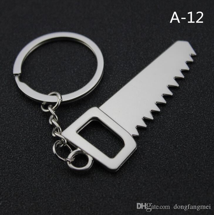High quality Mini wrench gadgets personalized key chain keychain creative craft gift KR012 Keychains a