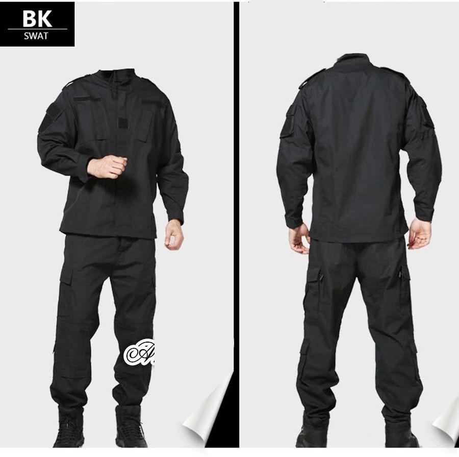 Ripstop BDU ACU Camuflagem Ternos Exército ao ar livre Conjunto Jaqueta de combate Airsoft uniforme DOS EUA Roupas ACU Versão Combate Uniformes Set