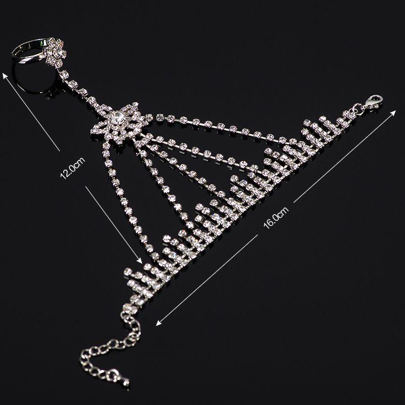 Nuevo diseño de Plata Magnética flotante medallón pulsera con corazón colgantes Moda Mujeres Rhinestone Pulseras Wholesle Accesorios al por mayor