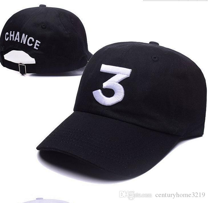 2481475ae82 Chance 3 the Rapper Caps Streetwear Kanye West Dad Cap Letter Baseball Cap  Coloring Book 6 Panel Yeezus God Hats for Men Women Hats Online with  $11.38/Piece ...