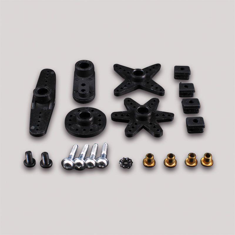 FRETE GRÁTIS -kingmax DCS1312SP-60g 13 kg. Cm de torque, de alta tensão, à prova d 'água, engrenagens de metal padrão servo