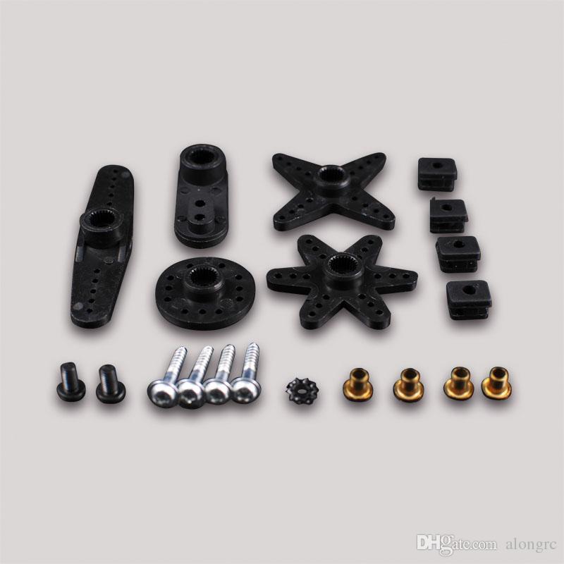 KOSTENLOSER VERSAND -kingmax DCS1312SP - 60g 13kg.cm Drehmoment, Hochspannung, wasserdicht, Metallgetriebe Standard-Servo