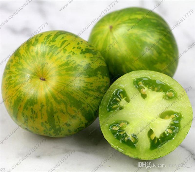 Tomato seeds edible fruits vegetable seedflower skin ball tomato plant rare green yellow stripes sweet tomatoes seeds 50pcsbag 2018 tomato seeds edible fruits vegetable seedflower skin ball tomato plant rare green yellow stripes sweet tomatoes seeds bag f