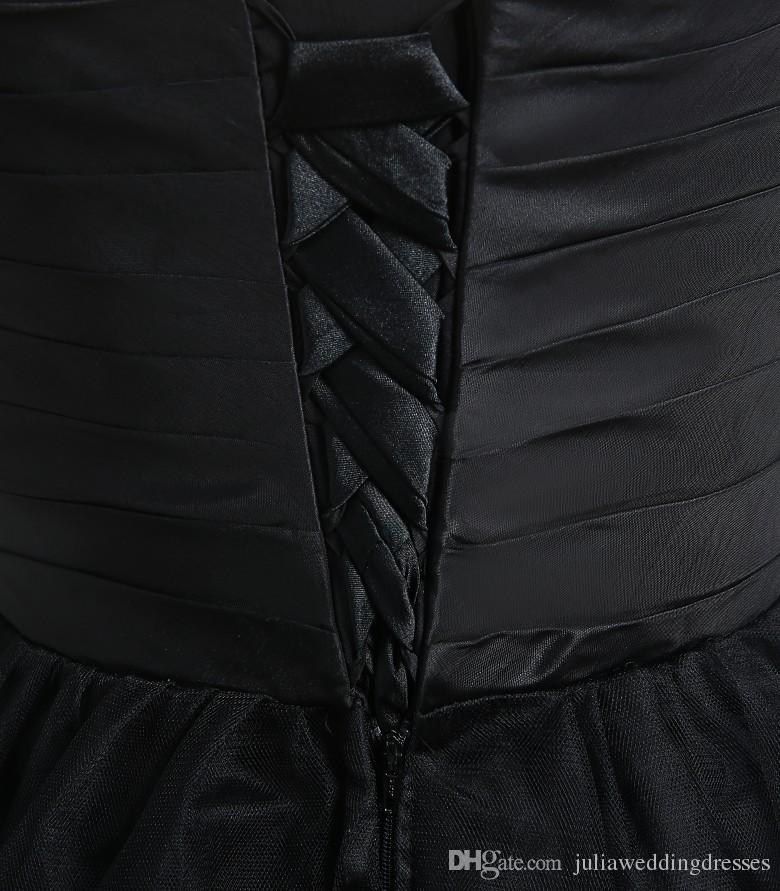Bealegantom 2017 Yeni Ucuz Stok Boncuklu Gelinlik Modelleri Sevgiliye Aplikler Boncuklu Kat-Uzunluk Akşam Nedime Parti Törenlerinde QC327