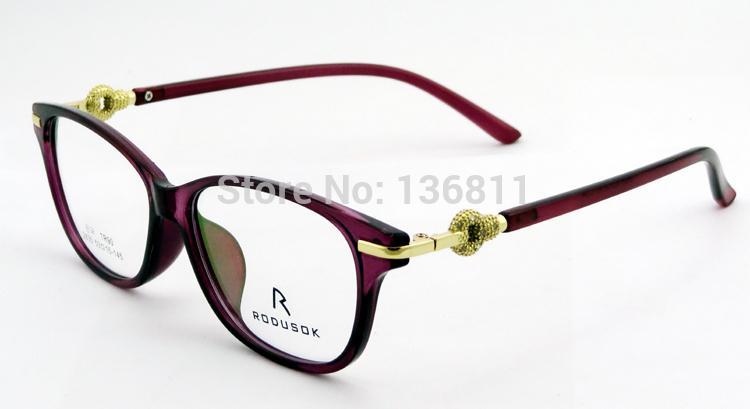 7e1b00c5fd6 2019 Wholesale 2015 Best Selling Eyeglasses Frame Korea Women Brand  Designer TR90 Optical Frame Eyewear Plain Computer Glasses Frame Gafas 2835  From ...