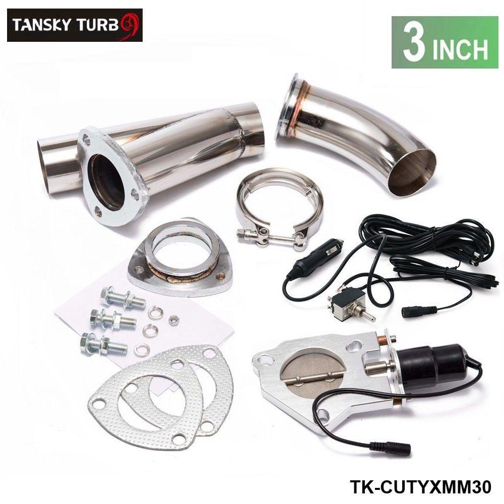 TANSKY - elektrische Auspuff 3,0